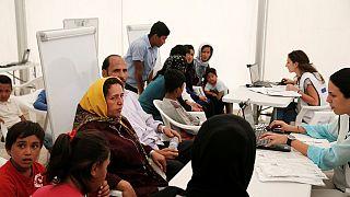 Allemagne : des réfugiés de moins en moins nombreux à venir chercher l'asile