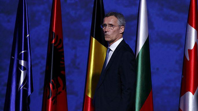 Megegyeztek a NATO vezetői a keleti zászlóajjakról
