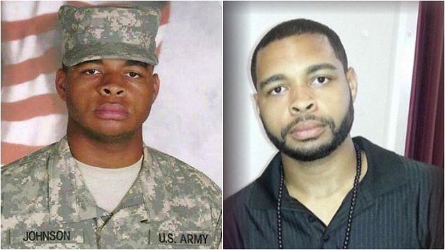 Dallas'ta beyaz polisleri vuran keskin nişancı ABD ordusunda görev yapmış