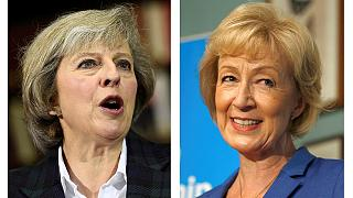 May and Leadsom go head to head for leadership of British Conservatives