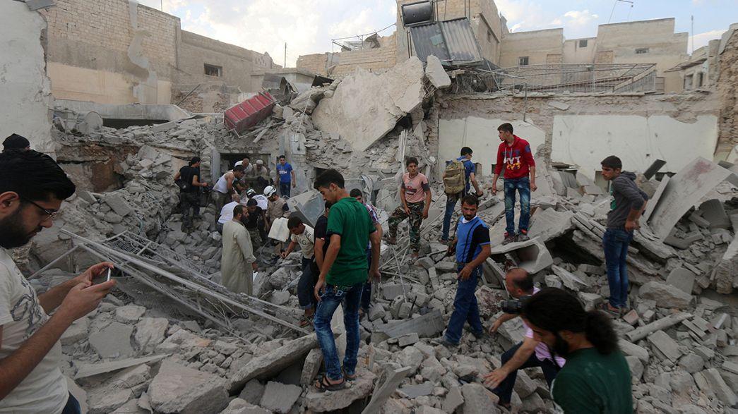 Сирия: подошло к концу «перемирие Ид аль-Фитр»