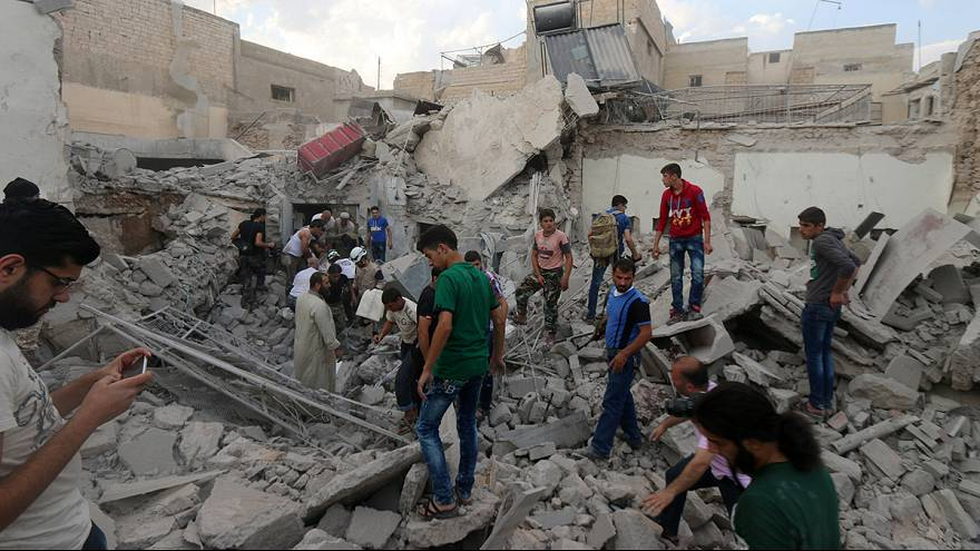 Both sides blamed for civilian deaths as Syria's Eid ceasefire collapses