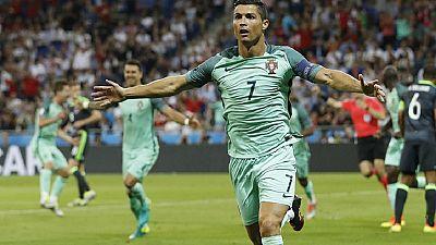 """Finale Euro 2016: un match """"de toute une vie"""" pour les Portugais"""