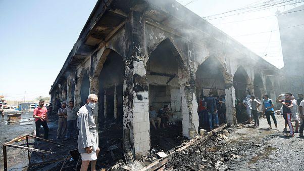 عراق؛ کشتار در زیارتگاه شیعیان بدنبال 'یکشنبۀ سرخ' در بغداد