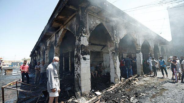 Un ataque contra un santuario chií, en el norte de Bagdad, dejó 40 muertos