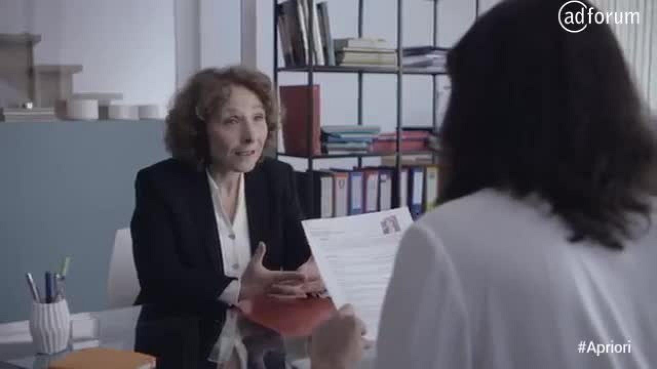 L'entretien d'embauche (Ministère de la Justice - France)