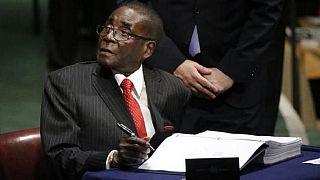 Zimbabwe's problems are due to economic sanctions - Mugabe
