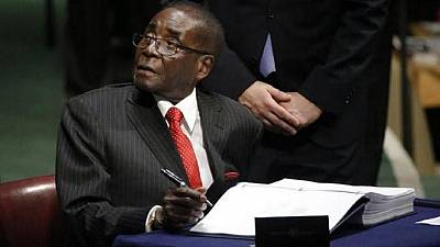 Zimbabwe's problems are due to economic sanctions - Mugabe