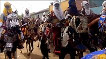 Nigeria: Colourful Ramadan carnival in ancient city of Kano