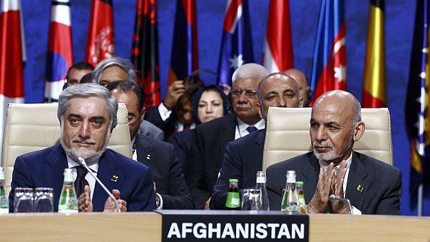 "Nato: ""Restiamo in Afghanistan"" (J. Stoltenberg)"