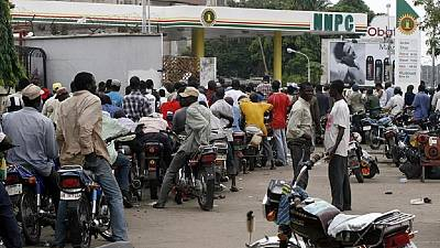 Nigerians cautioned against panic buying of fuel despite oil workers strike