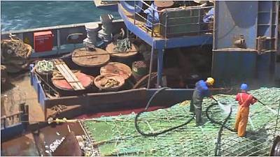 'Ground-breaking' accord on illegal fishing enters force