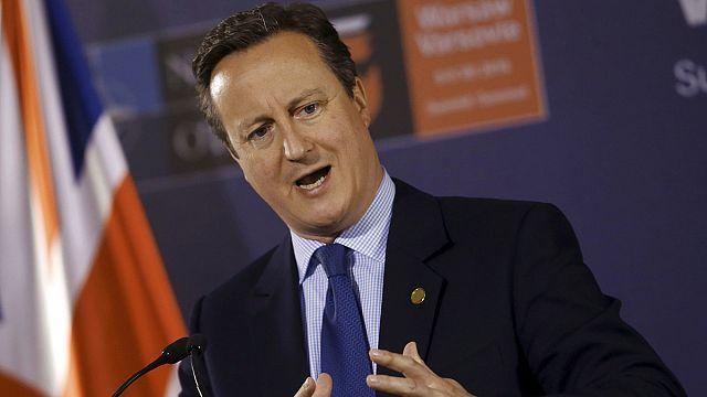 Кэмерон торопится модернизировать ядерные силы