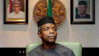 Niger Delta Avengers are selfish 'economic fighters' - Veep Osinbajo