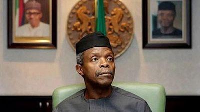 Niger Delta Avengers are selfish 'economic fighters' - Veep Osinbajo