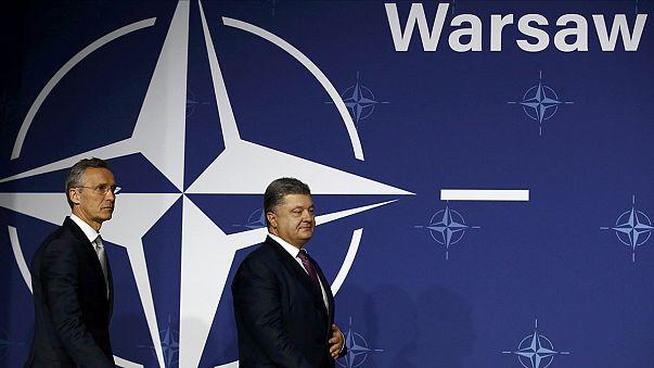 Cimeira de Varsóvia: NATO lança pacote de apoio à Ucrânia