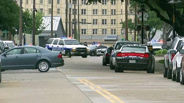 USA: polizia cerca un sospetto a Dallas