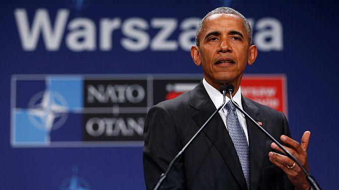اوباما ينفي وجود انقسام في بلاده