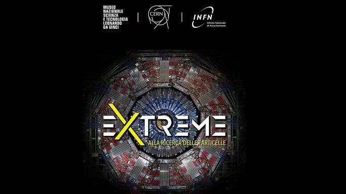 Al Museo della Scienza di Milano in mostra la caccia alle particelle con CERN e INFN