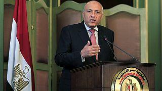Israël : l'Egypte en mission de paix