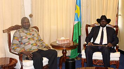 South Sudan President and his deputy call for cease fire