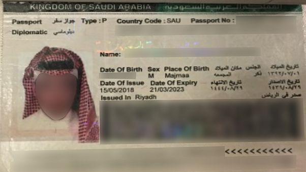 Image: Saudi Passport