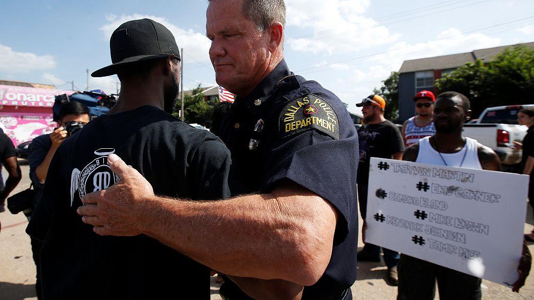 """Полиция Далласа: """" У стрелка были более масштабные планы"""""""