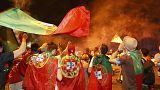 Euro 2016 : les Portugais de France exultent