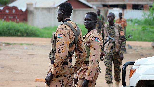 Южный Судан: опять война?