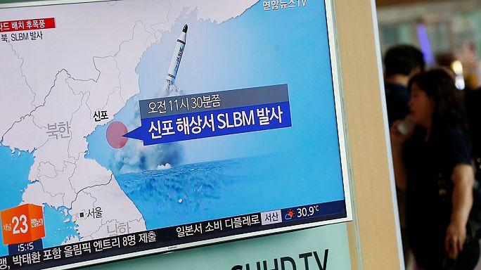 Kuzey Kore'den Güney Kore'ye fiziki cevap tehdidi