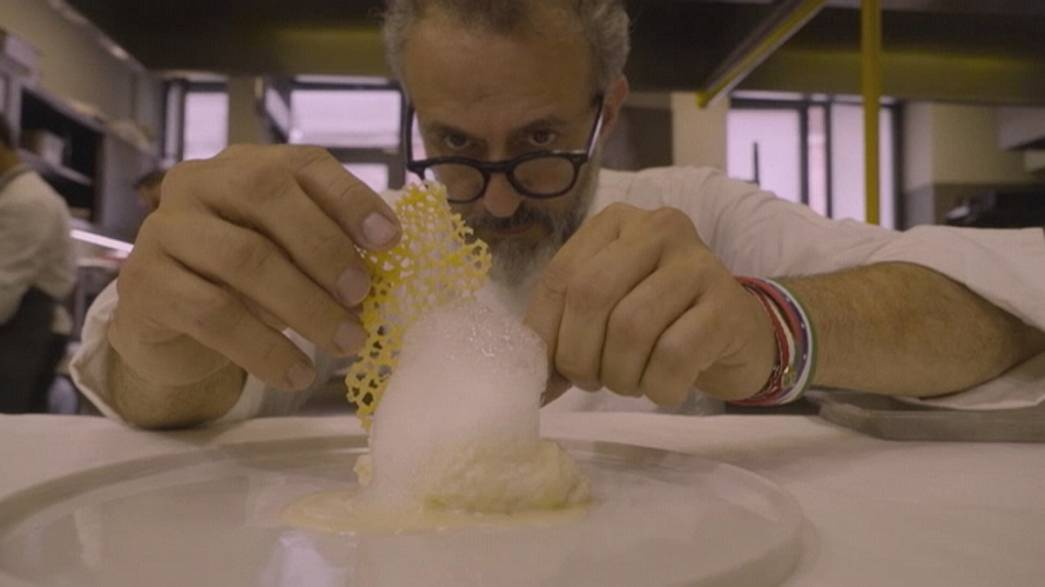 Bei Massimo Bottura im besten Restaurant der Welt