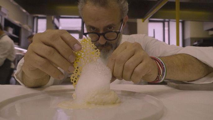 Massimo Bottura cozinha com emoção e arte (dizem que é o melhor chefe do mundo)