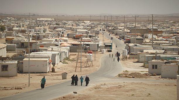 Being a mother and refugee at Jordan's Zaatari camp