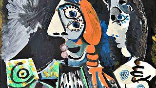 Százezren látták a budapesti Picasso-kiállítást