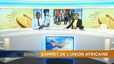 Sommet de l'Union africaine à Kigali [The Morning Call]