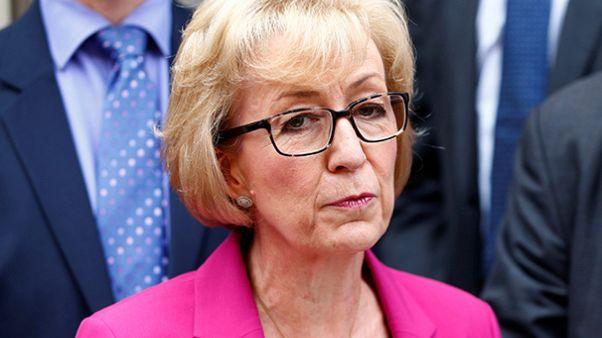 Andrea Leadsom abandona la carrera para liderar el Partido Conservador británico