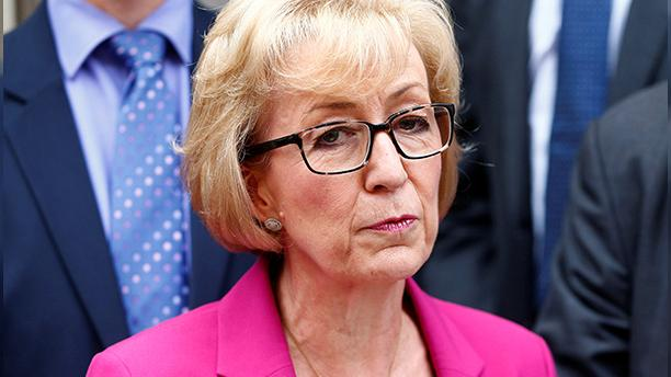 Theresa May set to be UK prime minister as Andrea Leadsom quits Conservative contest