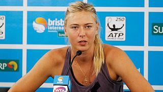 Sharapova to miss Rio Games