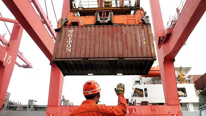 Újabb gyenge negyedévre számíthat Kína gazdasága