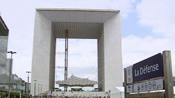 Economia francesa animou-se e cresceu 0,6 por cento em junho