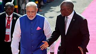 India's Prime Minister's visit to Tanzania