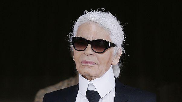 Karl Lagerfeld: Queria ser caricaturista mas acabou como ícone da moda
