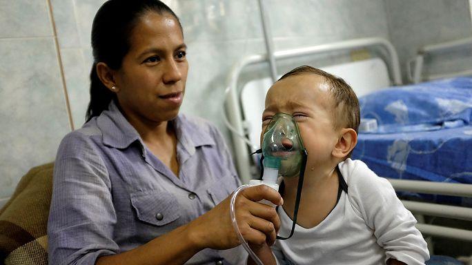 أزمة الغذاء والدواء تعصف بفنزويلا