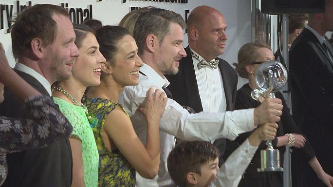 فيلم مجري يفوز بالجائزة الكبرى لمهرجان كارلوفي فاري