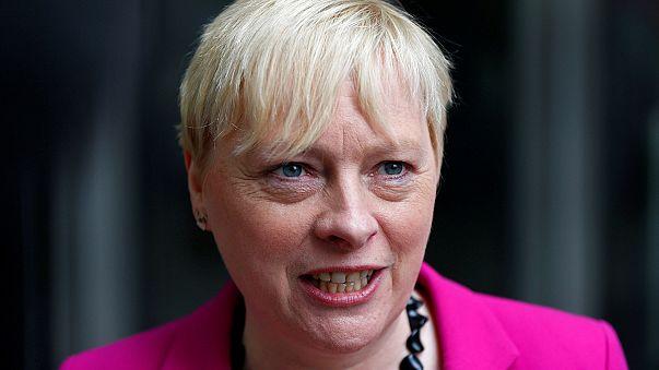 أنجيلا إيغل تعلن ترشحها لرئاسة حزب العمال