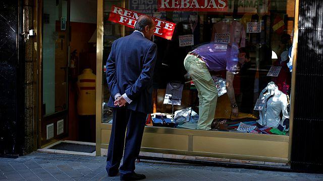 وزراء مالية مجموعة اليورو يدرسون في بروكسل أوضاع ميزانيتي البرتغال و إسبانيا