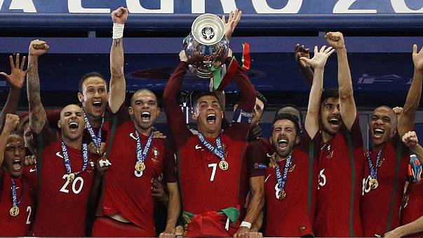 Au Revoir Euro 2016!