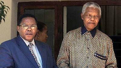 France hands over audio recordings of key Mandela trial