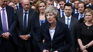 Τερέζα Μέι: Ήθελε παραμονή στην ΕΕ, θα ηγηθεί της εξόδου