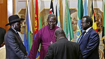 South Sudan leaders order ceasefire amid fears of fresh civil war